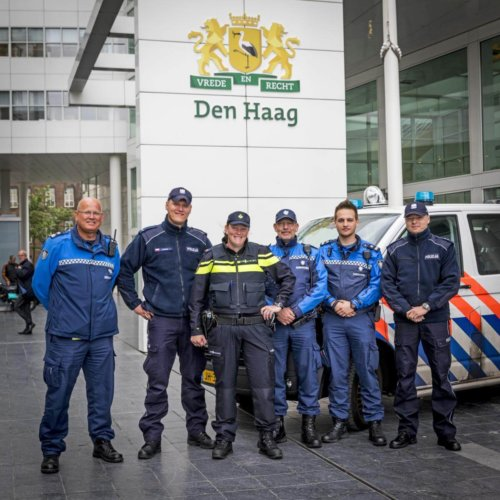 Wspólne przedsięwzięcie policji małopolskiej i holenderskiej