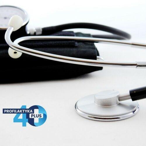 Bezpłatne badania profilaktyczne dla osób powyżej 40 roku życia
