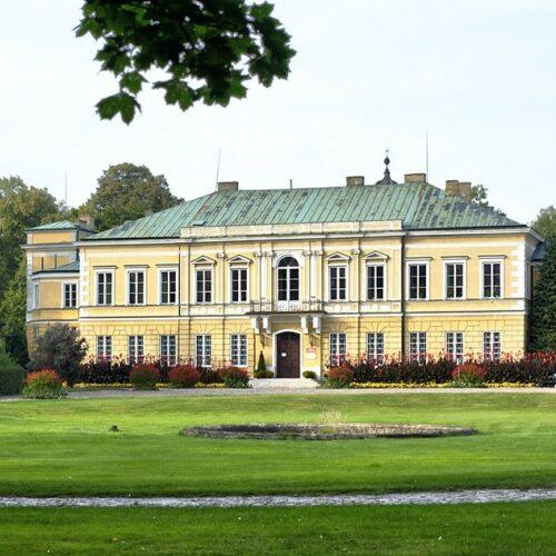 44 SKOIW: Zwiedzanie Pałacu Prymasowskiego